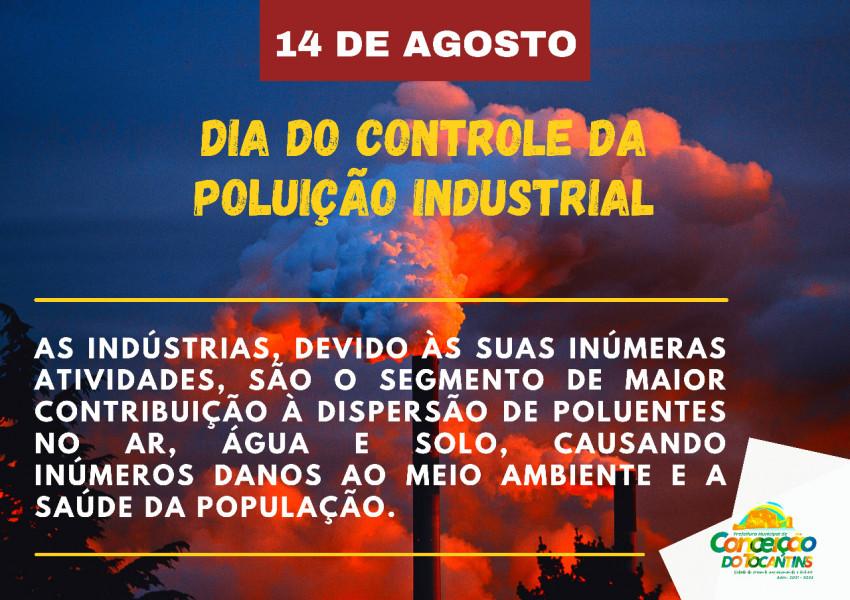 Dia Nacional do Controle da Poluição Industrial